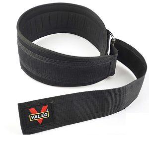 Đai Lưng Mềm Tập GYM Valeo Bản Bé Lifting Belt