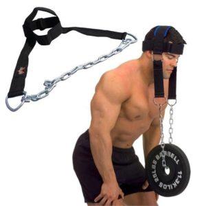 Đai Xích Treo Tạ Tập Cơ Cổ Valeo Head Harness