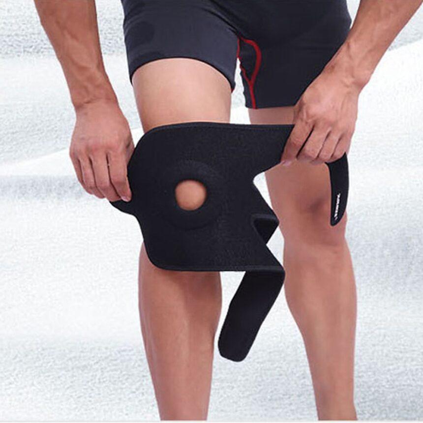 Băng Bảo Vệ Gối Tập GYM Aolikes Knee Pads A-7616