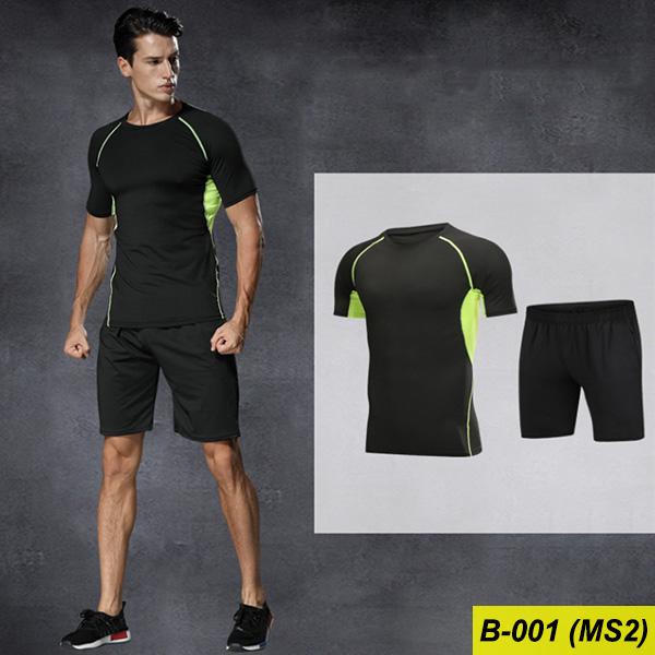 áo tập gym nam body cho pt