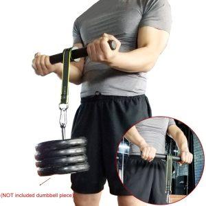 Bộ Dụng Cụ Hỗ Trợ Luyện Tập Cơ Cổ Tay, Cơ Bắp Tay To Khoẻ Wrist Arm Trainer