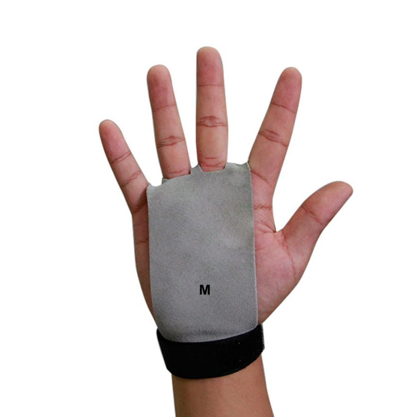 Găng Tay Hở Mu Bằng Da Thật Power Guidance Siêu Tiện Lợi Hand Grips