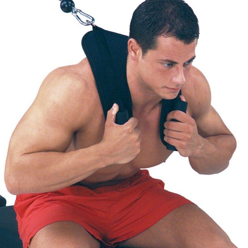 Đai Đeo Vai Có Tay Cầm Hỗ Trợ Luyện Tập Cơ Bụng AB Crunch Harness