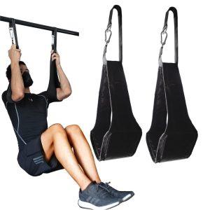 Dây Treo Người Hỗ Trợ Tập Bụng, Chống Đau Lưng Fitness AB Sling Straps